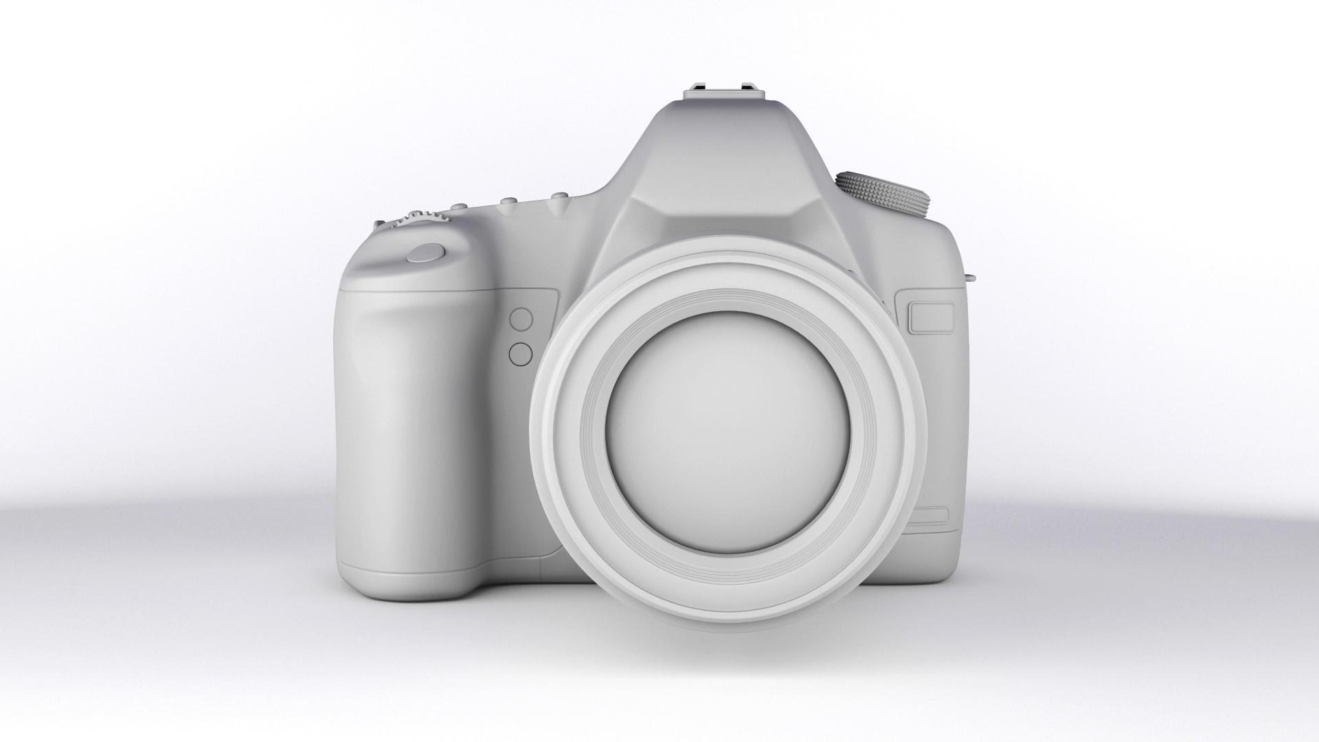 canon eos 5d mark ii 3d model max  fbx jpeg jpg other texture obj 285258