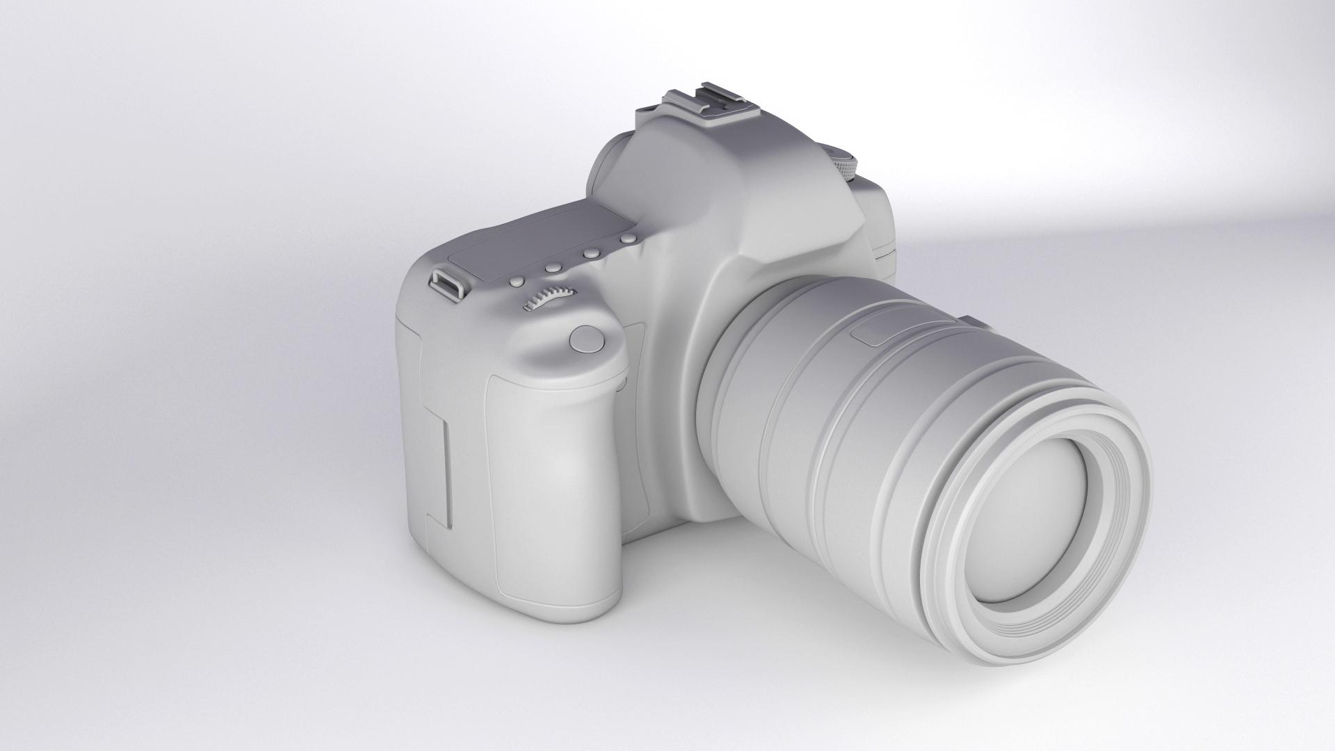 canon eos 5d mark ii 3d model max  fbx jpeg jpg other texture obj 285260