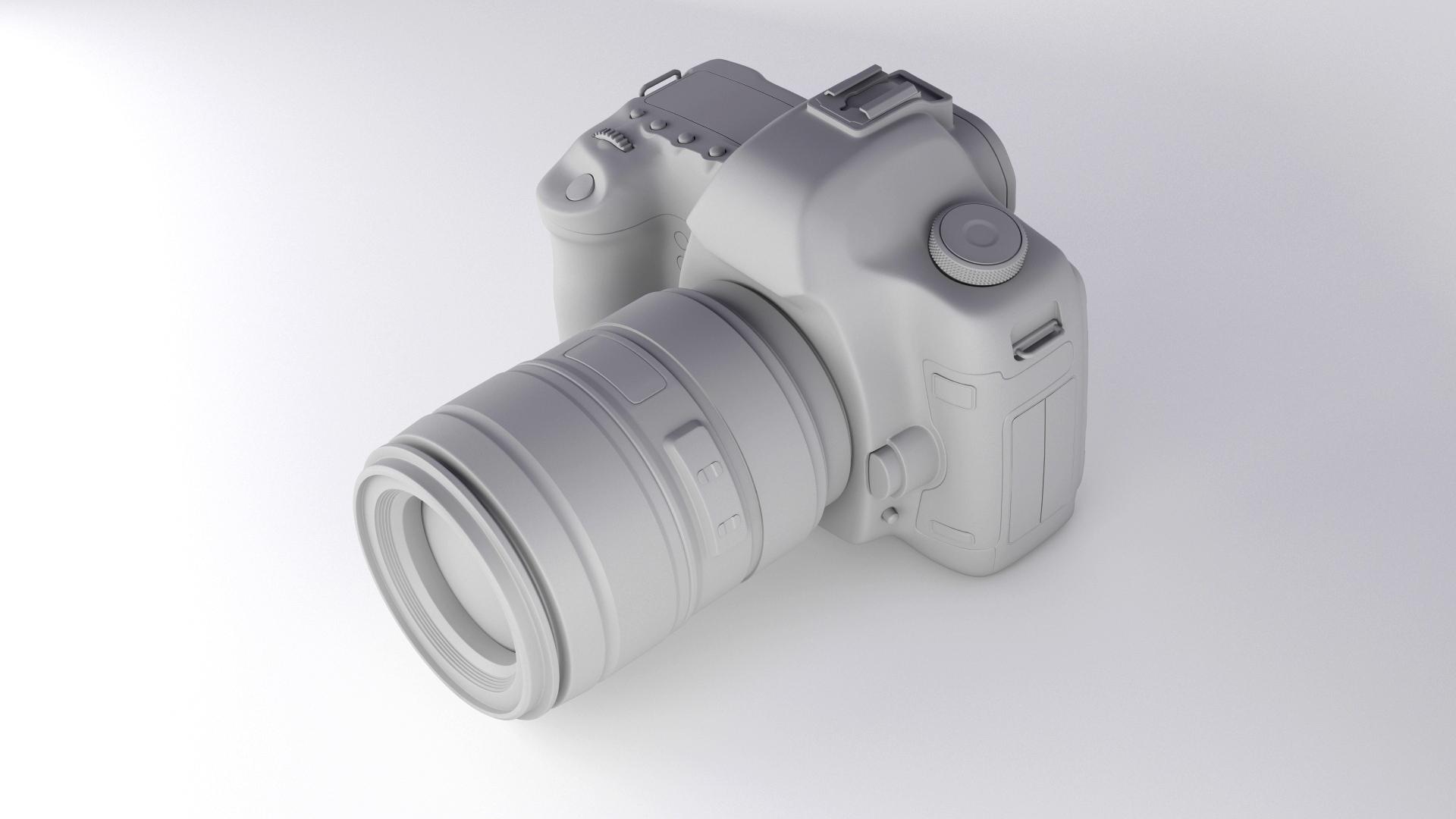 canon eos 5d mark ii 3d model max  fbx jpeg jpg other texture obj 285262