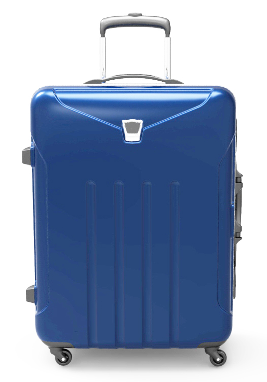 trolley suitcase frame 3d model max fbx ma mb obj 285300
