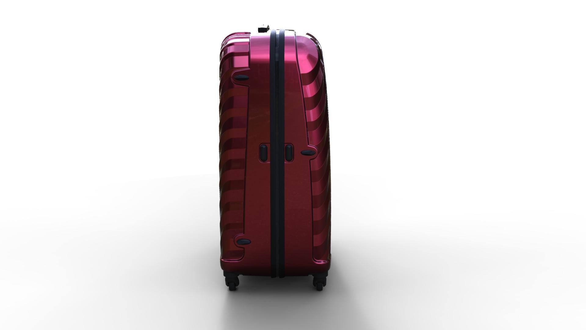 trolley suitcase bag 03 3d model max fbx ma mb obj 285999