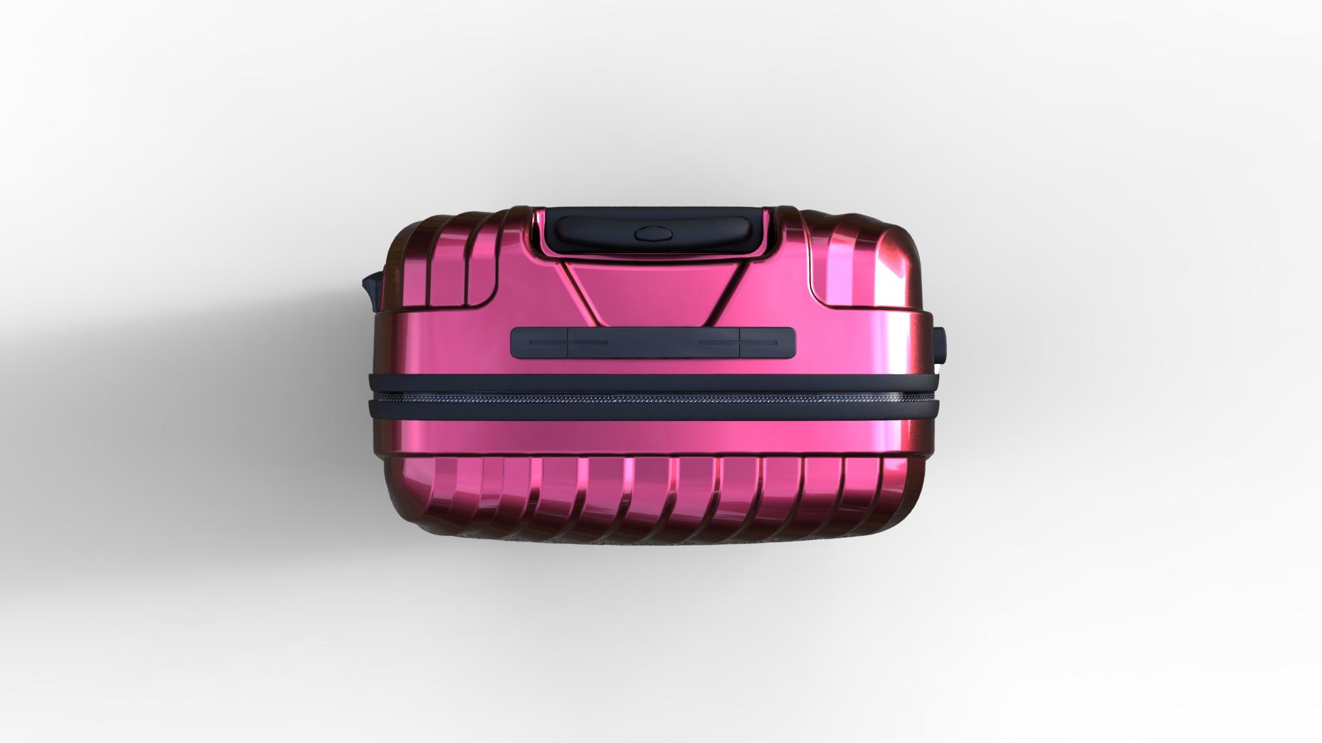 trolley suitcase bag 03 3d model max fbx ma mb obj 286002