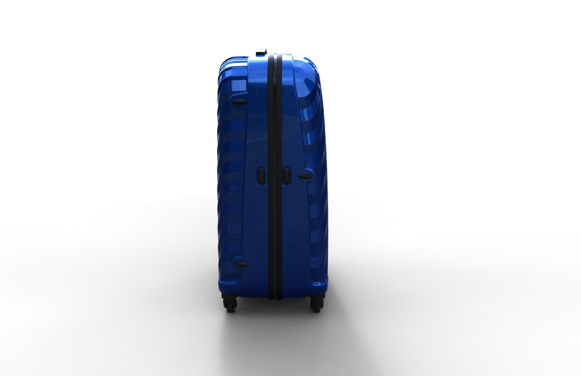 trolley suitcase bag 03 3d model max fbx ma mb obj 286006