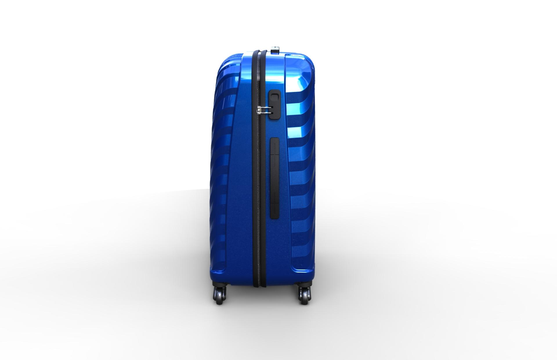 trolley suitcase bag 03 3d model max fbx ma mb obj 286008