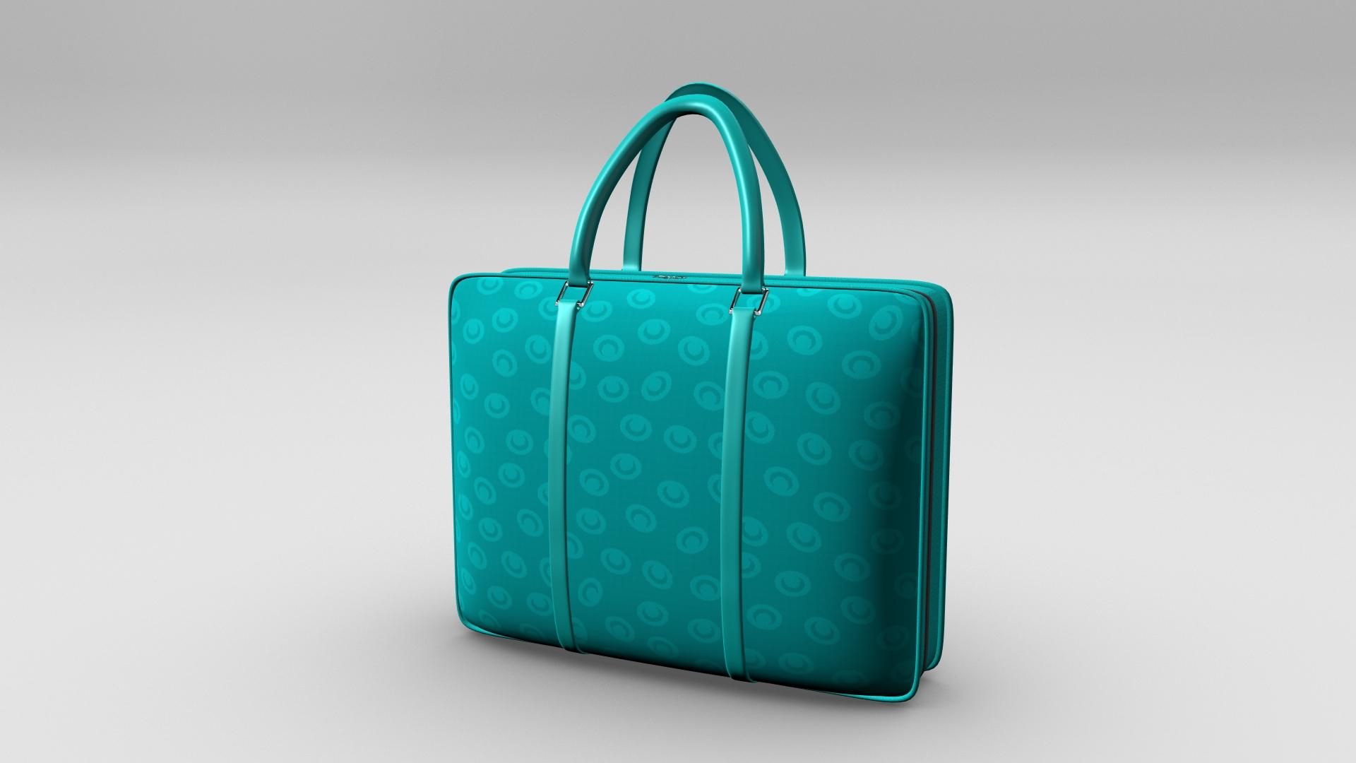 Ladies Handbag 3d model max fbx ma mb obj 286058