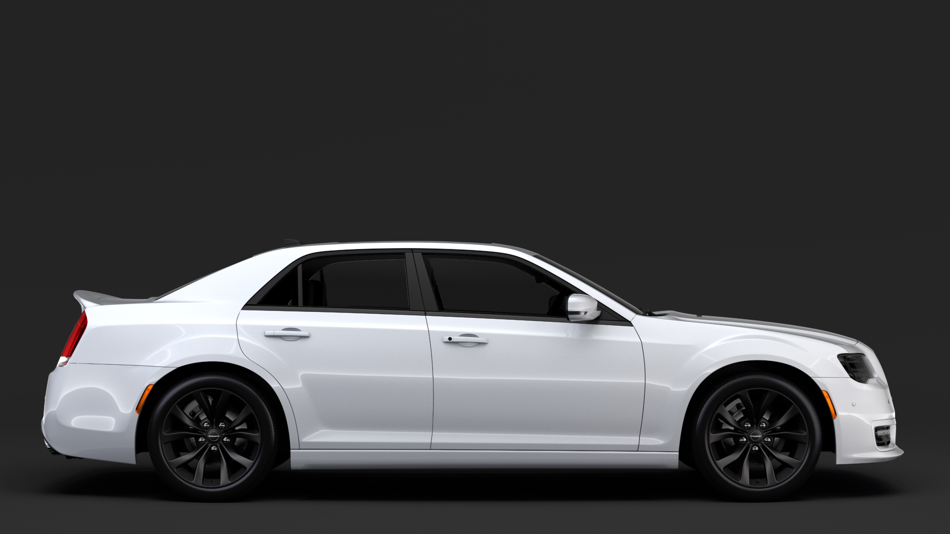 chrysler 300 srt lx2 2018 3d model 3ds max fbx c4d lwo ma mb hrc xsi obj 286100