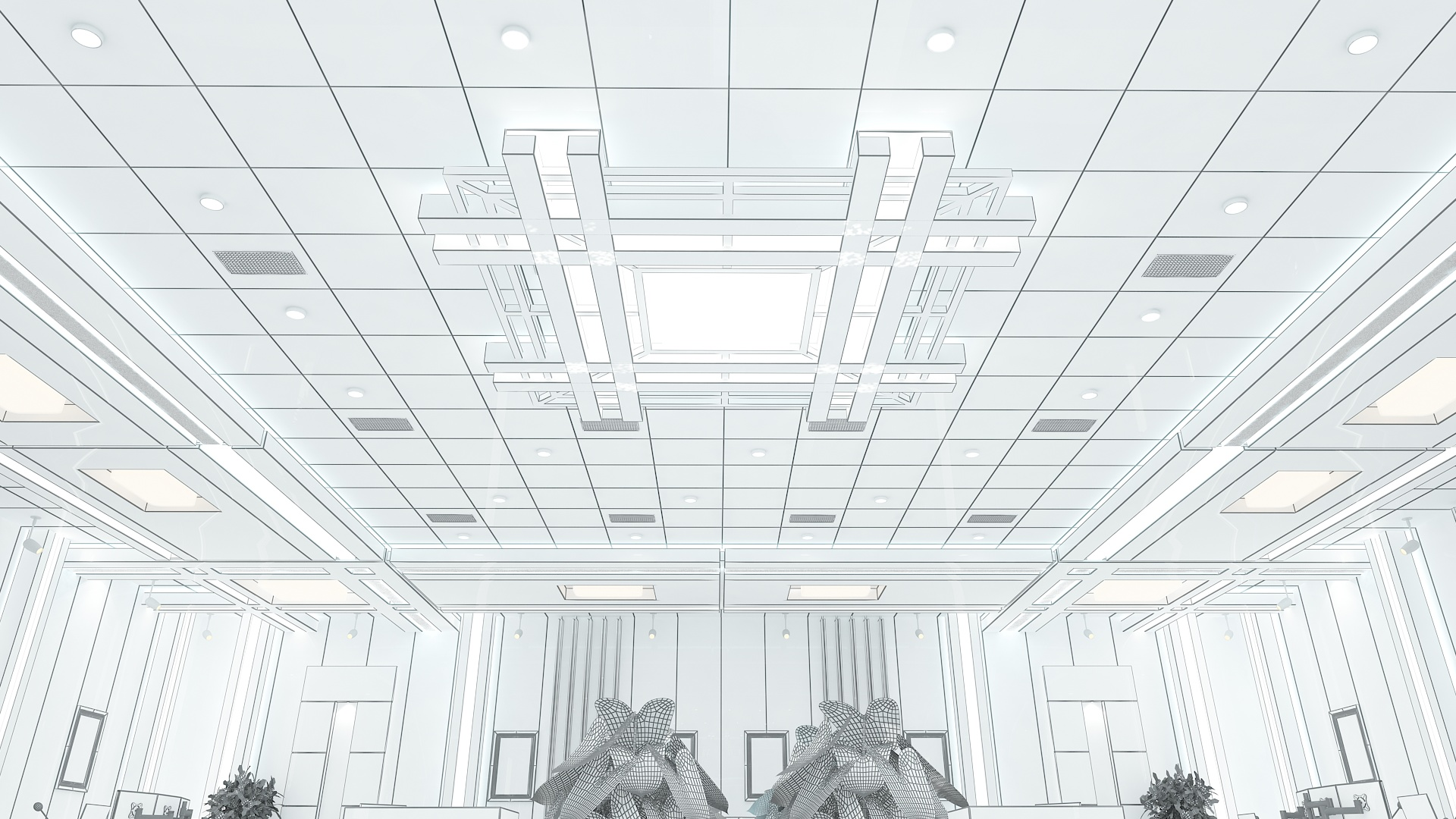 meeting room 1 3d model 3ds max dxf dwg 288127