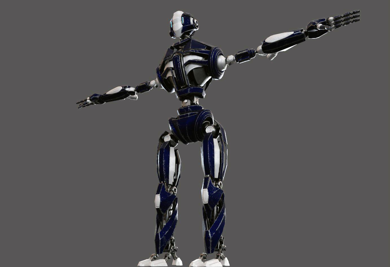robot fgv134 v2 3d model max obj 288152