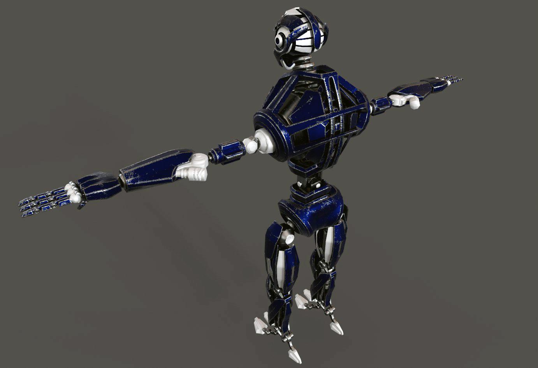 robot fgv134 v2 3d model max obj 288153