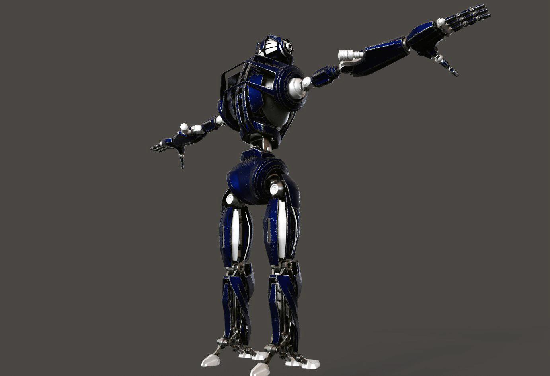 robot fgv134 v2 3d model max obj 288154