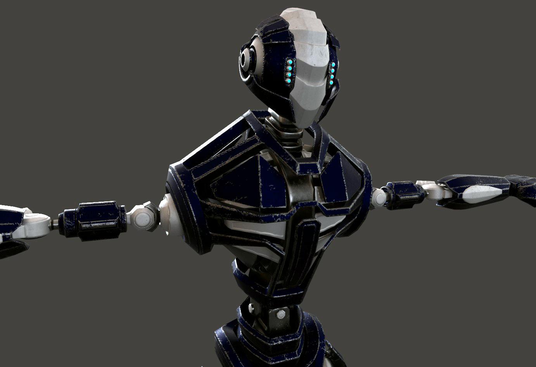 robot fgv134 v2 3d model max obj 288155