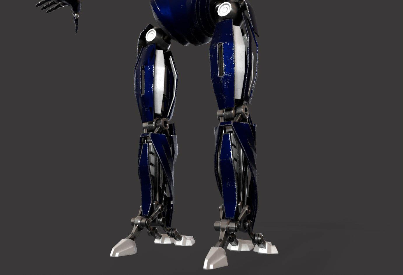 robot fgv134 v2 3d model max obj 288156