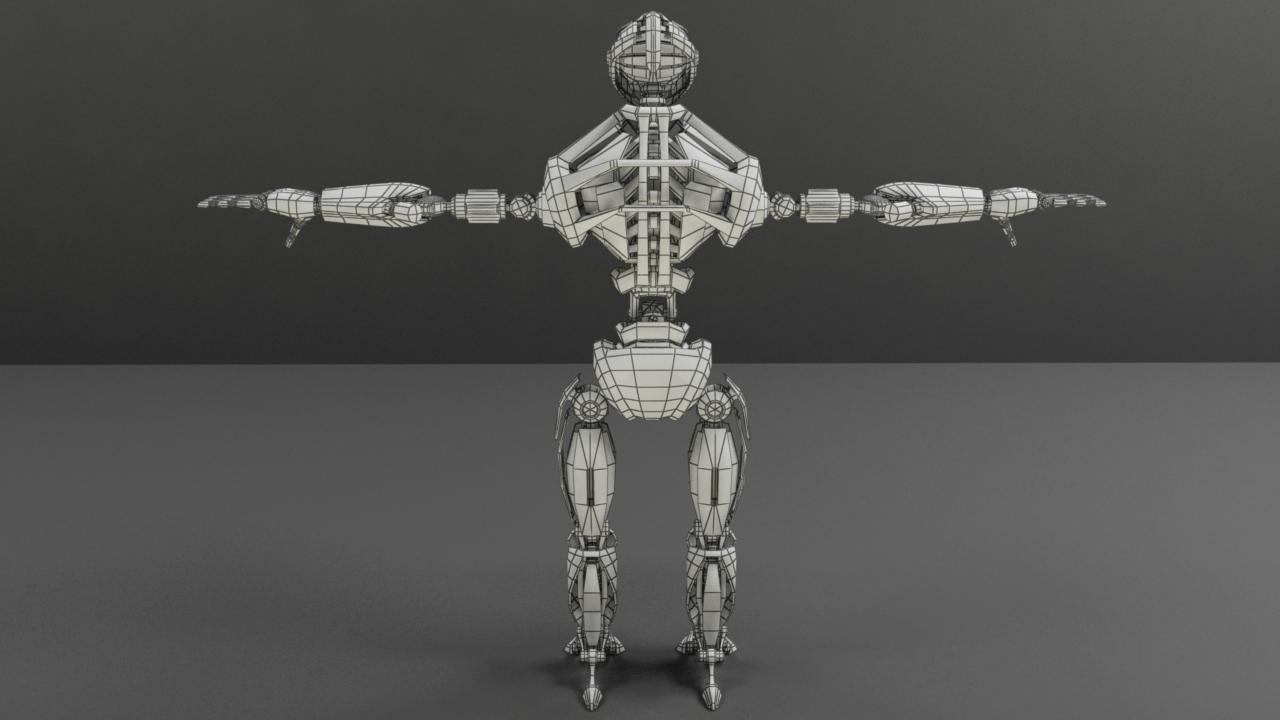 robot fgv134 v2 3d model max obj 288158