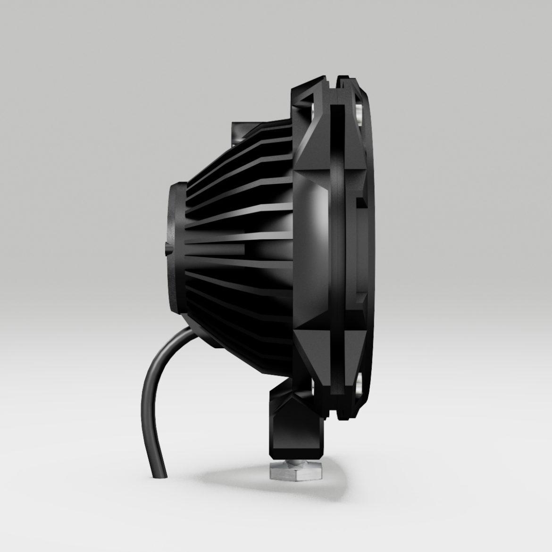 off road fog light 2 3d model 3ds max fbx blend c4d ma mb obj 293624