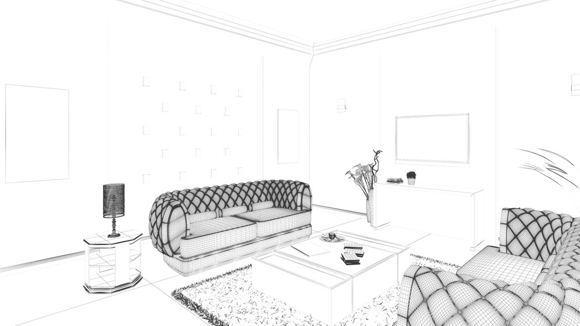 interior_01_living room 3d model max 293773