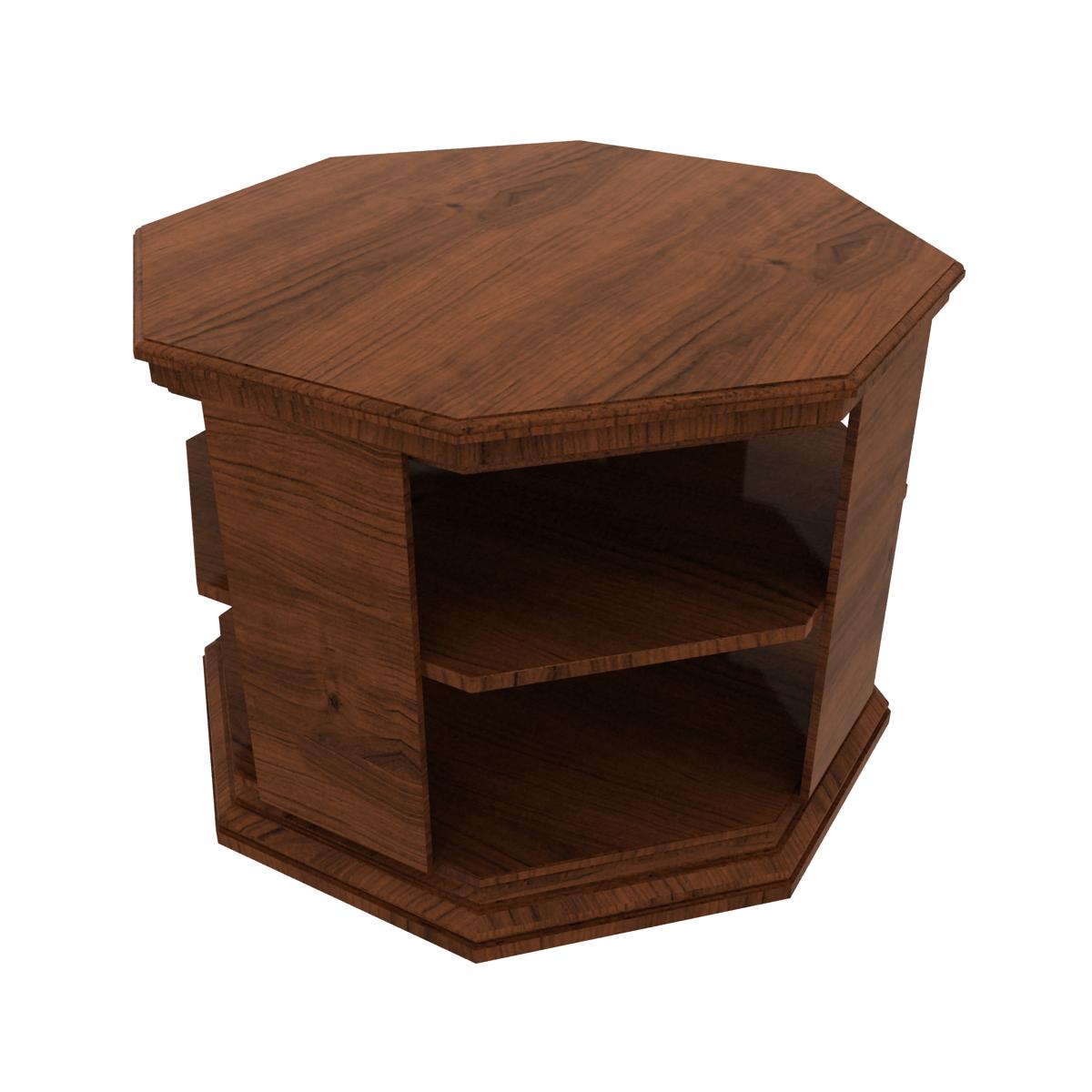 Corner tables furniture White Corner Table 3d Model Download 3ds Max Fbx Obj In Home Office Furniture Marsballoon Corner Table 3d Model