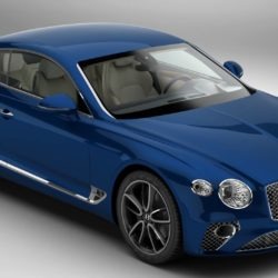 bentley continental gt 2018 3d model 3ds max fbx c4d lwo ma mb obj 294235