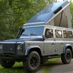 land rover defender 110 camper 3d model max fbx c4d lxo ma mb  obj 294942