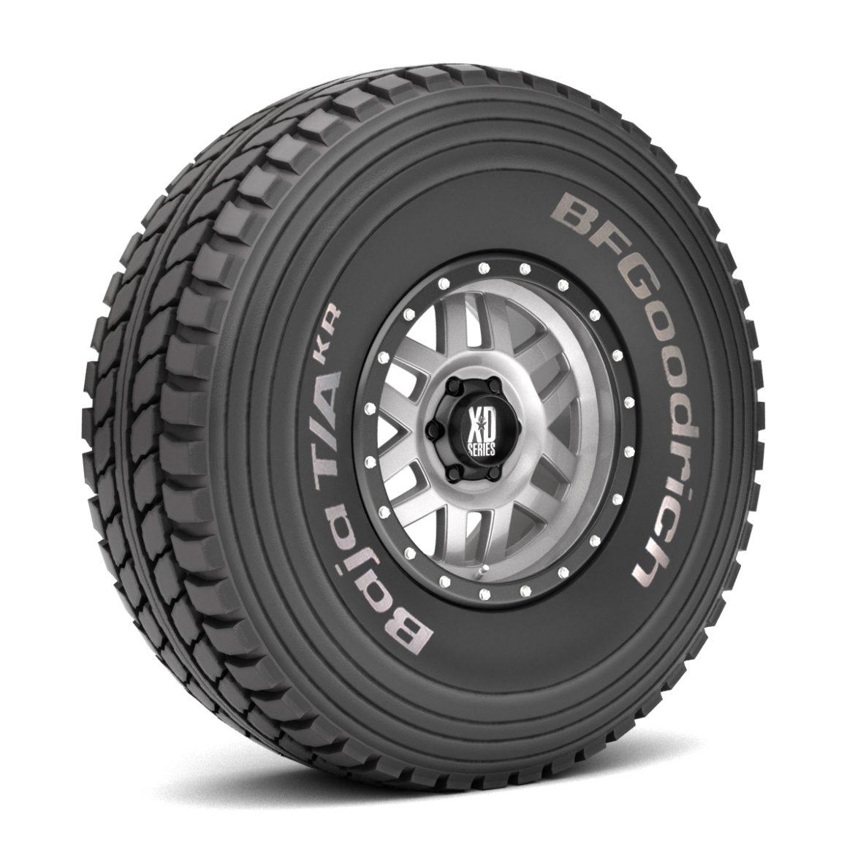off road wheel and tire 9 3d model 3ds max fbx obj 295112