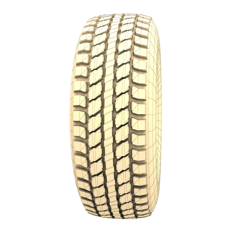 off road wheel and tire 9 3d model 3ds max fbx obj 295121