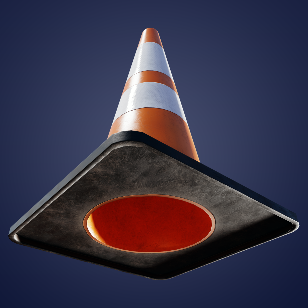 """A collection of 4 different coloured traffic cones optimized for use in video games or realtime applications. contains fbx and obj format meshes, as well as 4k png format texture maps for metallic roughness PBR material with AO. includes both opengl and directx normal maps, as well as prepacked metallic/smoothness texture for unity and prepacked… <a class=""""continue"""" href=""""https://www.flatpyramid.com/3d-models/architecture-3d-models/objects/traffic-cone-game-asset-multi-pack/"""">Continue Reading<span> Traffic Cone game asset multi-pack</span></a> <a class=""""continue"""" href=""""https://www.flatpyramid.com/3d-models/architecture-3d-models/objects/traffic-cone-game-asset-multi-pack/"""">Continue Reading<span> Traffic Cone game asset multi-pack</span></a>"""