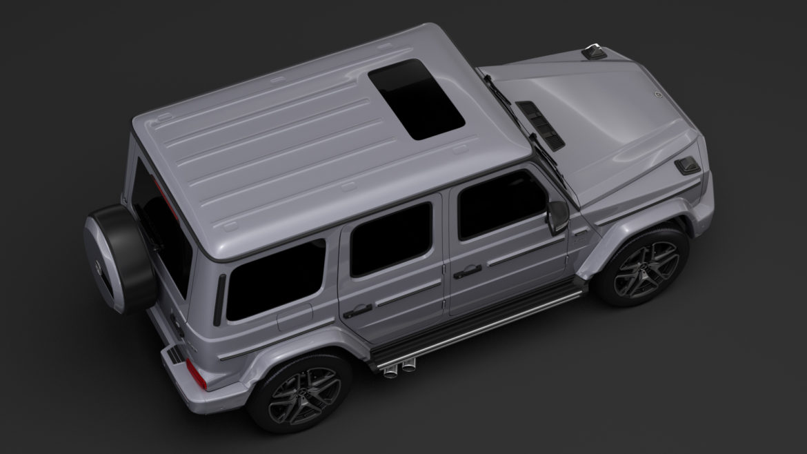 mercedes-amg g 63 night packet w464 2018 3d model 3ds max fbx c4d lwo ma mb hrc xsi obj 295408