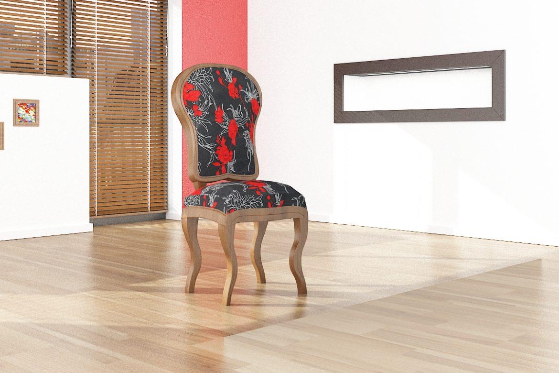 chair chapender-7 3d model max obj 295870