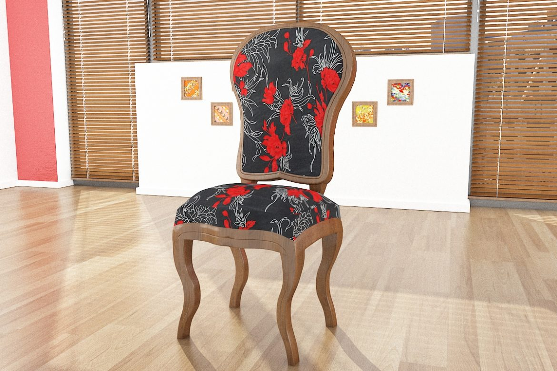 chair chapender-7 3d model max obj 295872