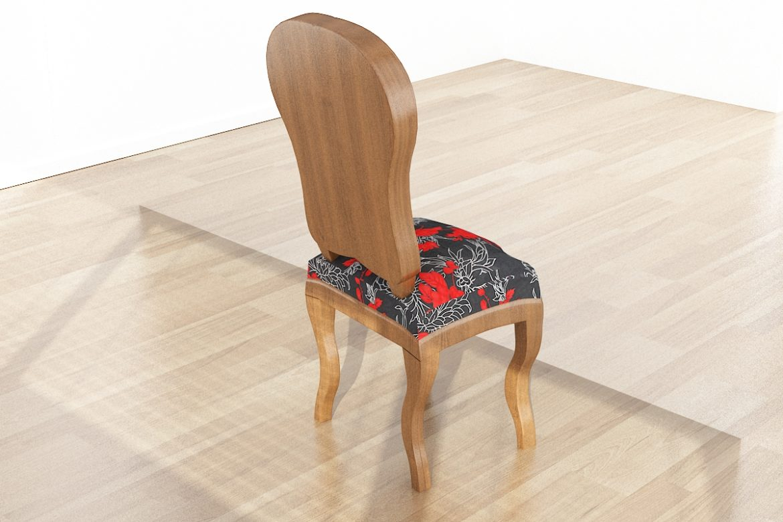 chair chapender-7 3d model max obj 295873