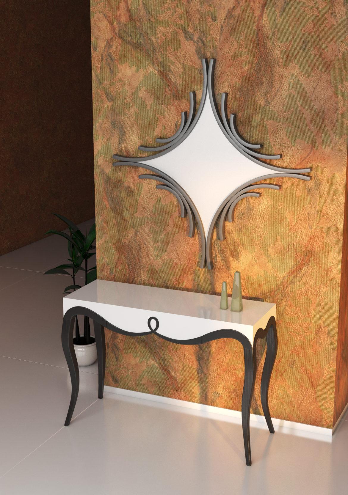 classic table 1-14 3d model max obj 295960