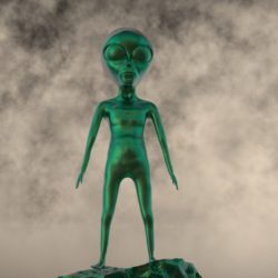 alien – 15 3d model obj ztl 295967