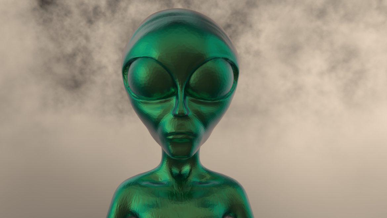 alien – 15 3d model obj ztl 295969