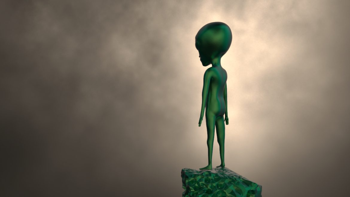alien – 15 3d model obj ztl 295972