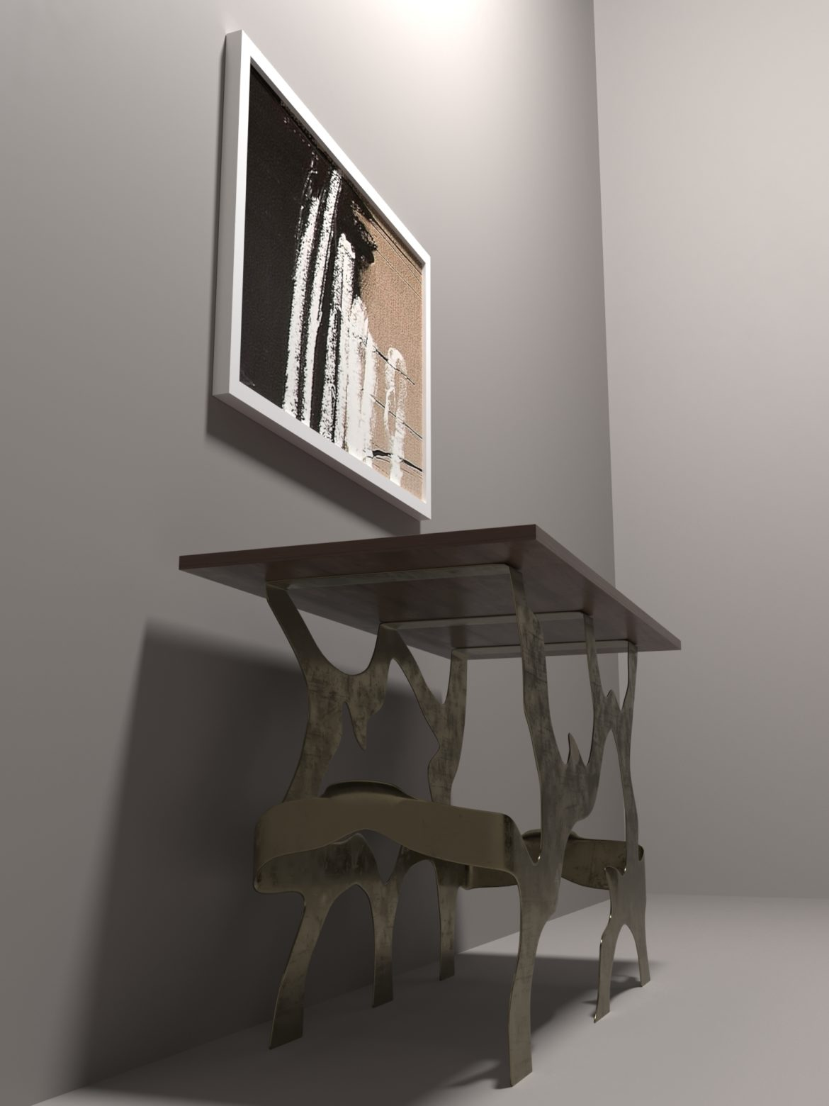 modern table-20 3d model max obj 296023