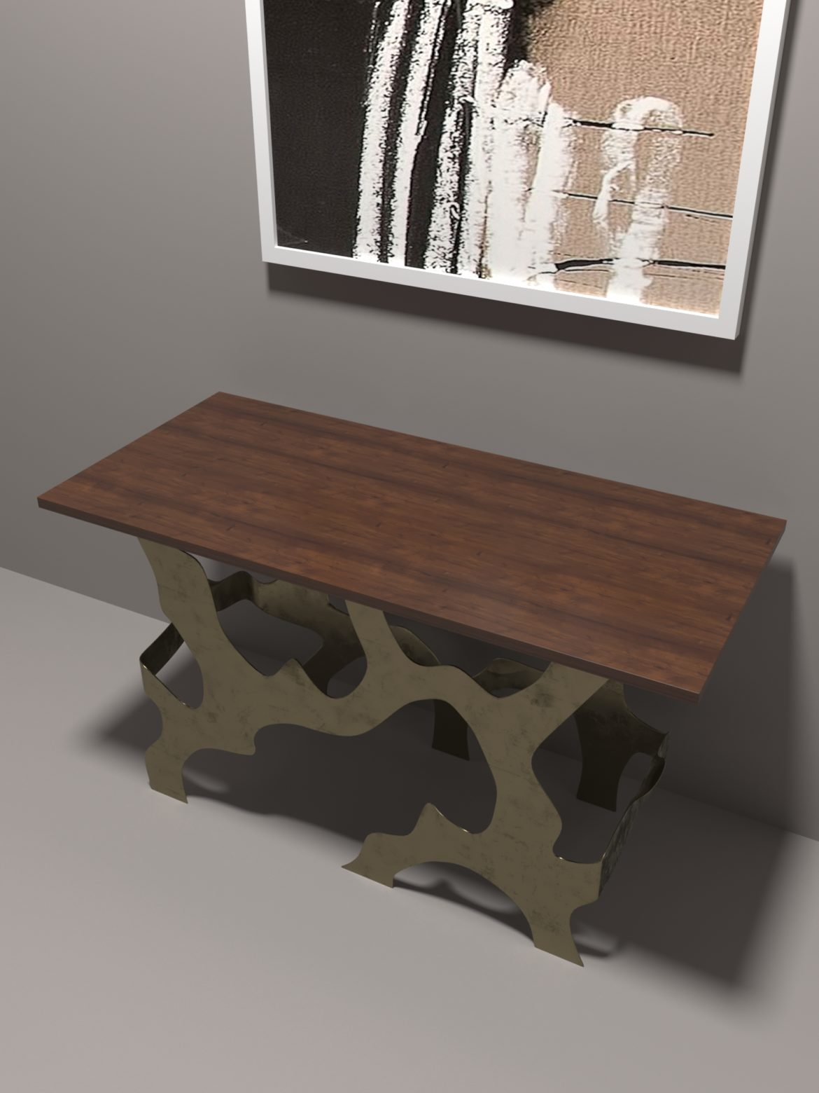 modern table-20 3d model max obj 296024