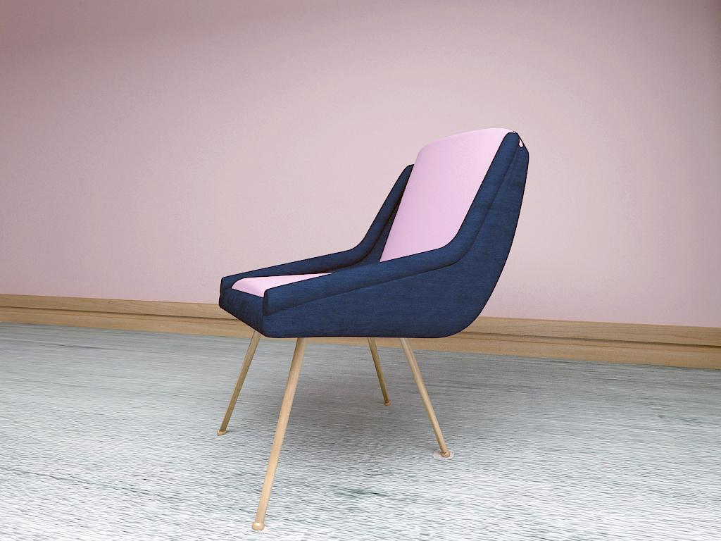 modern chair-23 3d model max obj 296053