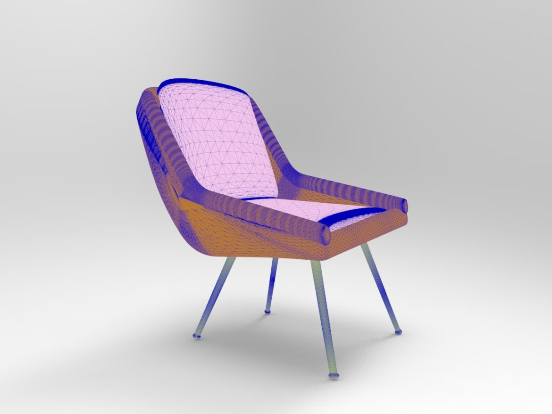 modern chair-23 3d model max obj 296055