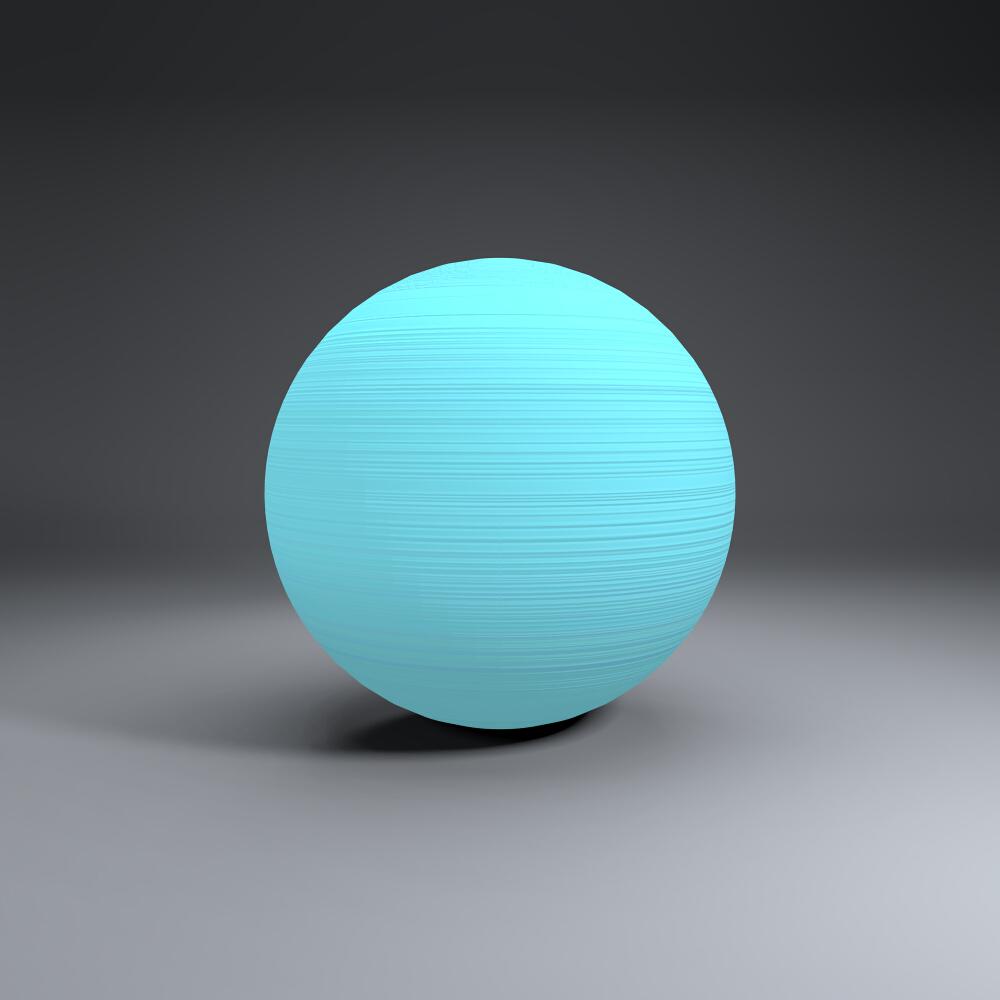 uranus globe 3d líkan 3ds fbx blanda dag eftir 296130