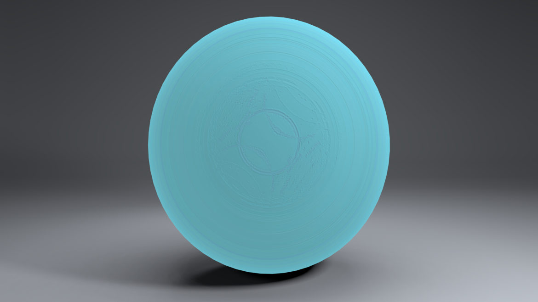 uranus globe 3d líkan 3ds fbx blanda dag eftir 296133