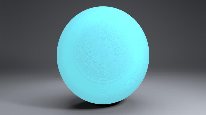 uranus globe 3d líkan 3ds fbx blanda dag eftir 296134