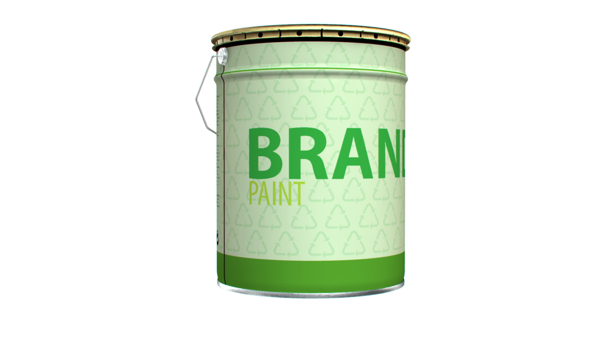 paint cans 3d model max fbx psd obj 296285