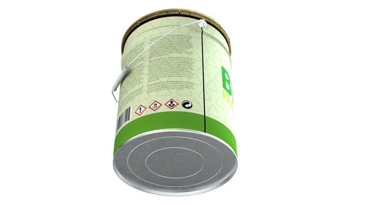 paint cans 3d model max fbx psd obj 296288