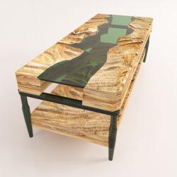 resin table 7 3d model max obj 296610