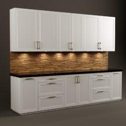 kabinet-30 3d model max obj 296748