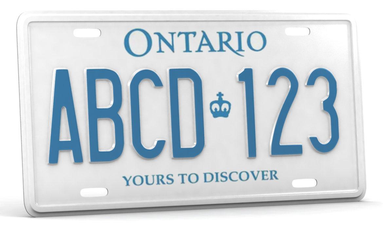 car license plate 3d model 3ds max fbx obj 296829