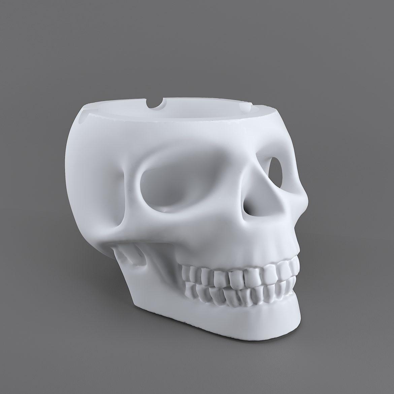 skull-bronz-smoke-44 3d model max obj 297608