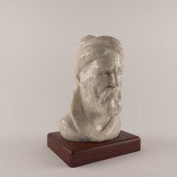 ferdosi statue-45 3d model max obj 297666