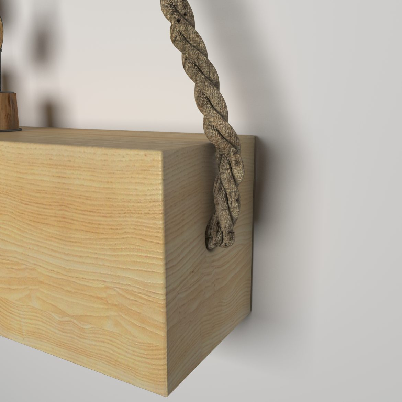 wooden holder-46 3d model max obj 297687