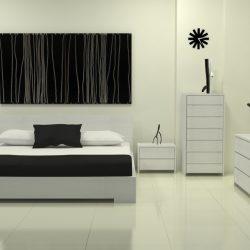 master bed-49 3d model max obj 297755