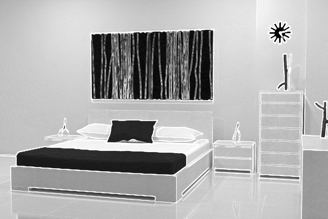 master bed-49 3d model max obj 297761